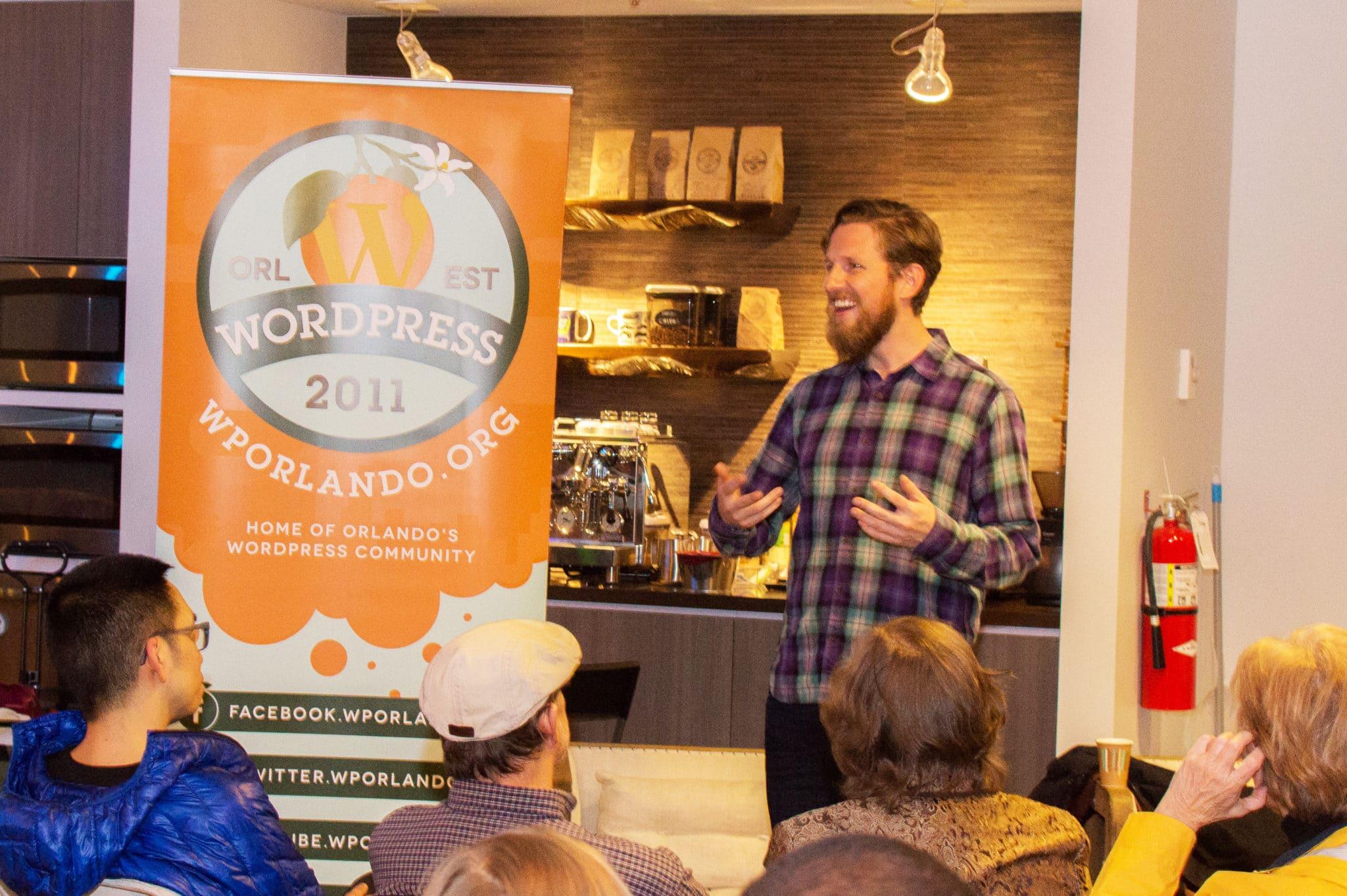 Matt Mullenweg's Q&A About Gutenberg at WordPress Orlando